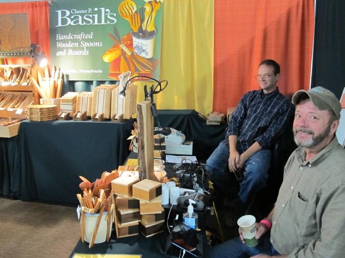 Basil's handicrafts