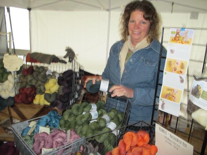 Kelly of Rommey Ridge Farm