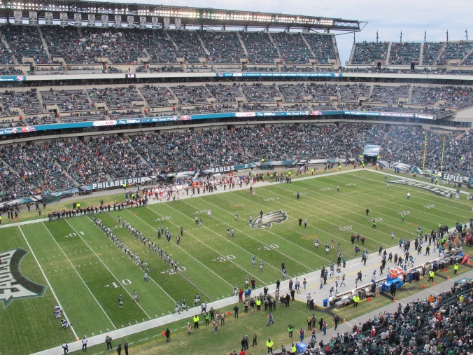 Lincoln Financial Field Philadelphia